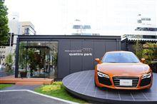 Audi Quattro Parkへ。