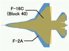 σ( ̄o ̄;)デミ王は~♪航空自衛隊の戦闘機であるF-2を応援します!。(; ̄∇ ̄)b
