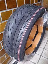 タイヤ交換の筈が…。