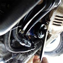 【PP1】エンジンオイル(Gulf GT40)、オイルエレメント(HAMP)交換