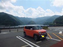 慣らし運転ドライブ(^-^)