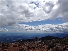 那須 茶臼岳をトレッキング(2014/09/14)