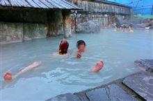 東北混浴露天風呂ツーリング2日目