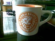 本日はキリマンジャロでコーヒーブレイク