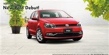新型VW Polo ヘッドライトHID