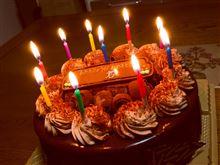 2014 長男10歳誕生日