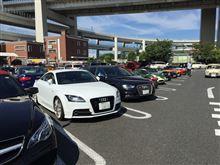 Audi大黒オフ参加'14.09