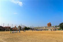拓南グラウンドサッカー練習試合