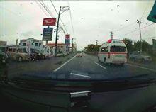 車間距離と緊急車両
