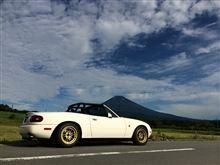 週末の予定・・・深谷⇔静岡⇔女神湖 M2ミーティング