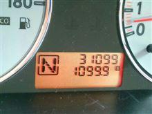 このごろの燃費とキリ番