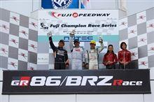 86/BRZ Race 結果報告です(^^ゞ