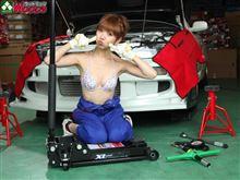 DIY、車イジリ、タイヤ交換 絶好の季節ですね!