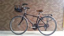 振休なので自転車メンテしました。