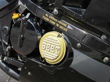 エンジンと車体の・・・ 絶妙なバランス。 それが旧車の魅力 ♪