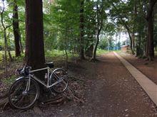 今日の朝ポタ(鎌ヶ谷へ)