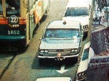 トヨペット クラウン・エイト タクシー