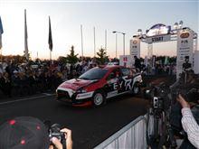 全日本ラリー選手権!! Rally HOKKAIDO
