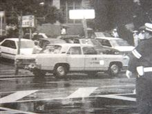 三菱デボネア 個人タクシー