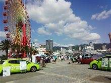 LEVOLANT CARS MEET2014@神戸ハーバーランド高浜岸壁