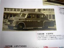 トヨタFX消防車
