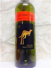 yellow tail cabernet sauvignon(カベルネ・ソーヴニヨン)