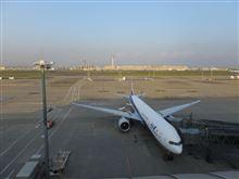 羽田空港国際線旅客ターミナル・20140930その3(飛行機の写真)
