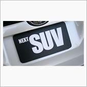 雑誌「NEXT SUV」がガ ...