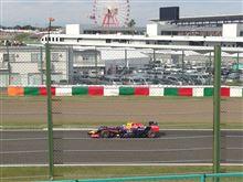 日本グランプリ2014(予選)