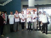 2014年EVOC東北ボランティア活動行います!
