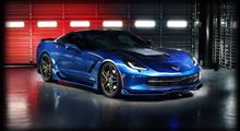 C7 Corvette 完成しました♪ 《WORLD PREMIERE at SEMASHOW 2014》