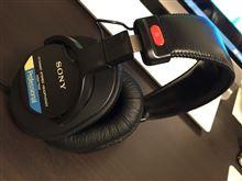 SONY MDR-7506 ブルーライン