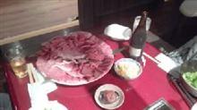 牝牛・焼き肉
