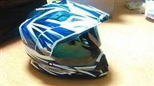 新しいヘルメット!AFX FX-39