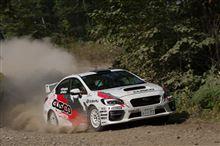 CUSCO Racing 新型WRX STI 国内戦デビュー!