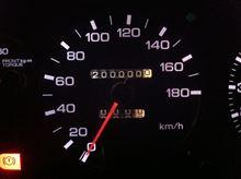 祝20万キロ(≧∇≦)