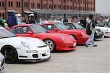 EXCITING PORSCHE MEETING 横浜赤レンガ倉庫 - 2014年11月9日☆
