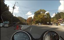 古峰神社 バイクにて・・・