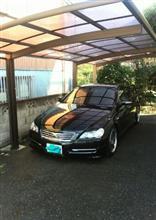 週末恒例の洗車です。(*^^*)