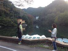 鎌北湖散策♪