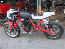 牛歩CBX125F