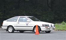 昭和車でジムカーナしよう-3