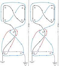 バトルジムカーナ2014 Rd.3 コース図
