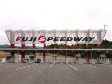 富士スピードウェイで体験走行オフを開催しました(^^♪