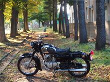 ラムネの湯 第2部。 温泉へ行けなかった・・・ バイクの話