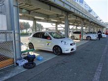 【動画】マーチNISMO S筑波サーキット・コース1000ベストラップ車載動画