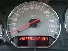 196353-196153=200km