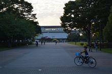 舎人公園。