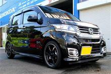 ホンダ N-WGN カスタム 4WD (JH2)用ローダウンスプリング 発売開始!