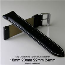 Easy Click Buffalo Style Genuine Leather Belt